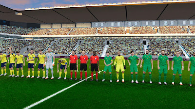PES 2020 Stadium Swedbank Stadion
