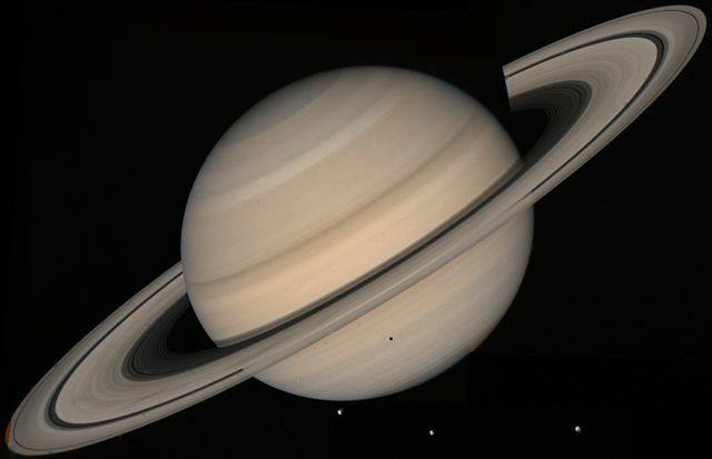 Saturn - facts about saturn