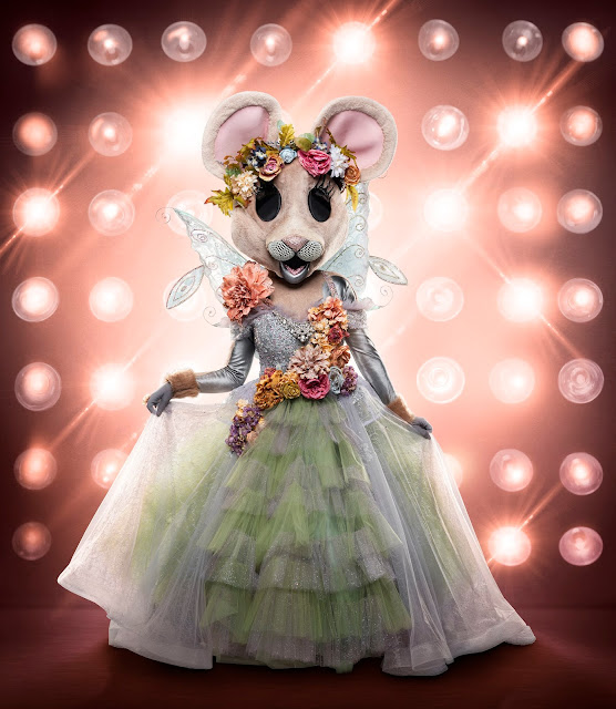 'THE MASKED SINGER': MOUSE UNMASKED - FIND OUT WHICH CELEBRITY WENT HOME