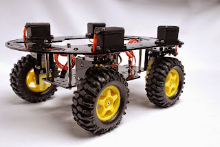 Robot 4x4 Andromina OFF ROAD