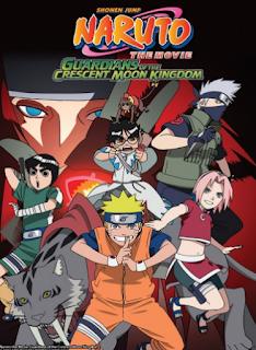 Download Naruto Movie 3 : Guardians of the Crescent Moon Kingdom Sub indo