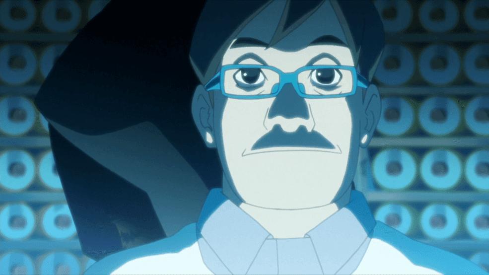 5 Fakta Katasuke Tono, Ilmuwan Cerdas Desa Konoha di Boruto