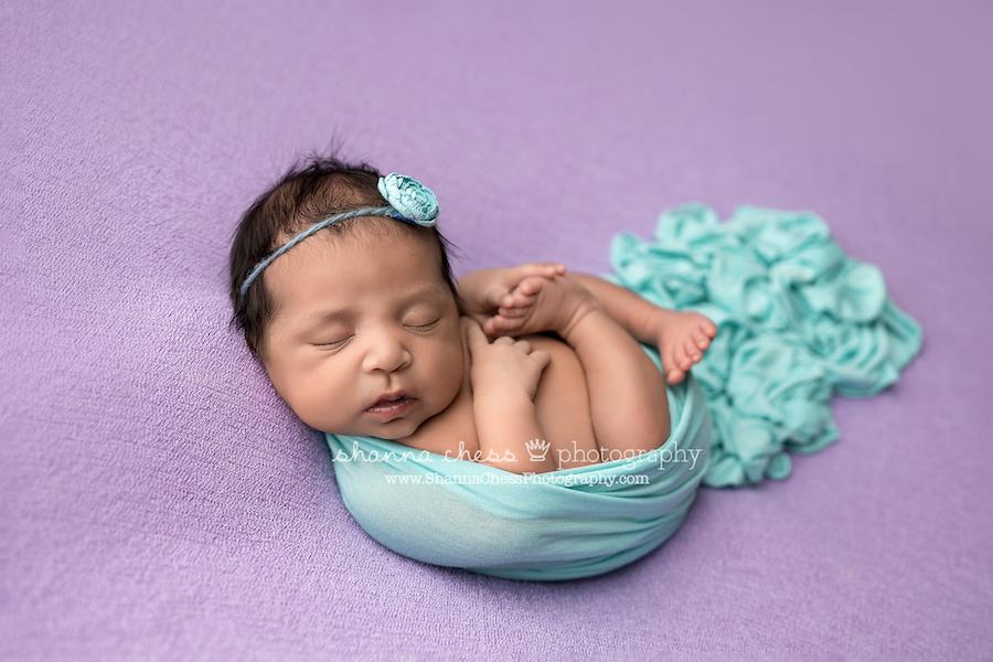 Best newborn photographers Eugene OR