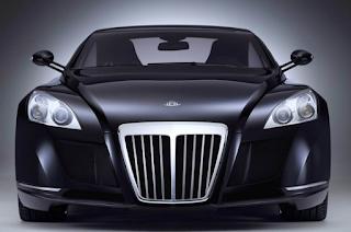 Maybach Exelero Mobil Termahal di Dunia