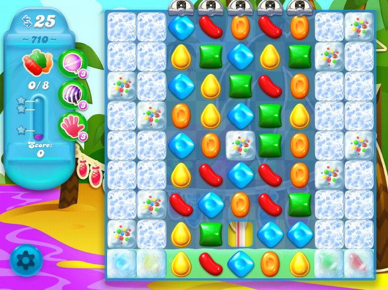 Candy Crush Soda 710