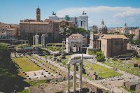 Roman ruins - Photo by Nicole Reyes on Unsplash