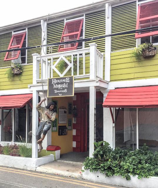 Heritage Museum of The Bahamas, Nassau - curiousadventurer.blogspot.com