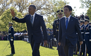 Obama's Shameful Apology Tour Lands In Hiroshima