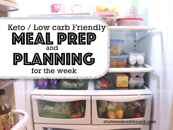 Meal Prep and Planning for the week | Keto Low Carb Friendly