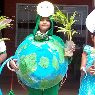 A World of Earth Costumes Even You Can Make! #reycle