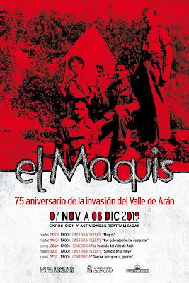 MAQUIS. 75 aniversario de la invasión del Valle de Arán