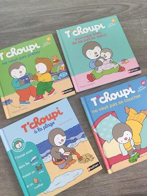 t'choupi collection livres nathan