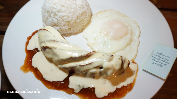 Ginger Lime Diner all-day breakfast - Bacolod restaurants