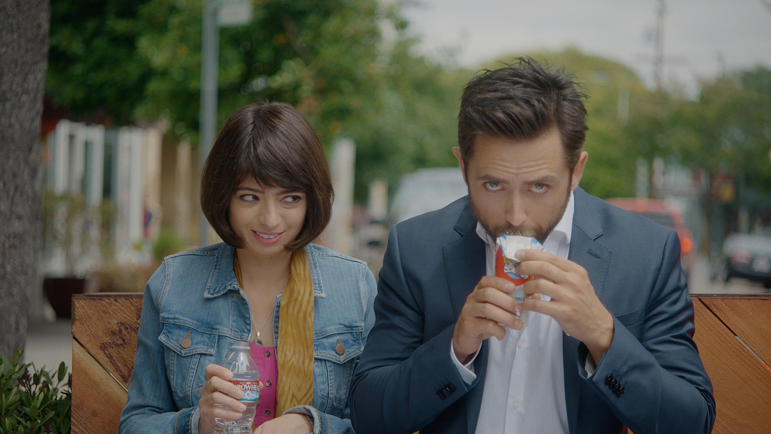 GIVEAWAY: Unleashed, starring Kate Micucci