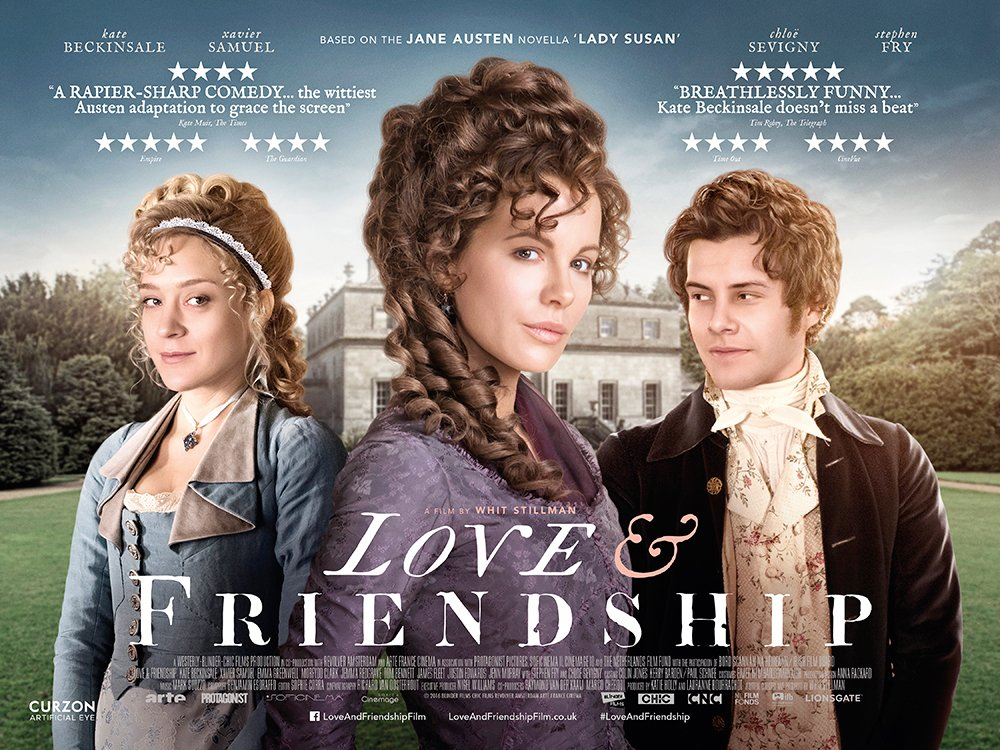 Love Friendship Or Lady Susan Book Vs Film