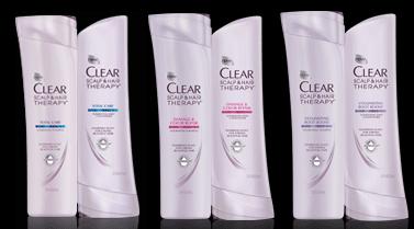 Clear Shampoo Atasi Berbagai Masalah Rambut
