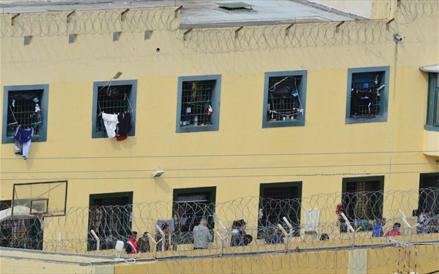 Κουβέρτες και είδη προσωπικής υγιεινής συγκεντρώνονται για τους κρατούμενους των φυλακών Ναυπλίου