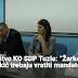 """Povjereništvo KO SDP Tuzla: """"Žarko Vujović i Husein Tokić trebaju vratiti mandate SDP-u"""""""