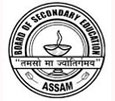 Board of Secondary Education, Assam logo