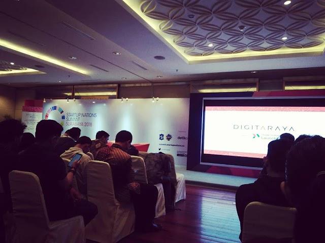 Start Up Nation Summit At Surabaya
