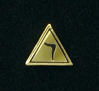 Scottish Rite 14th Degree Lapel Pin