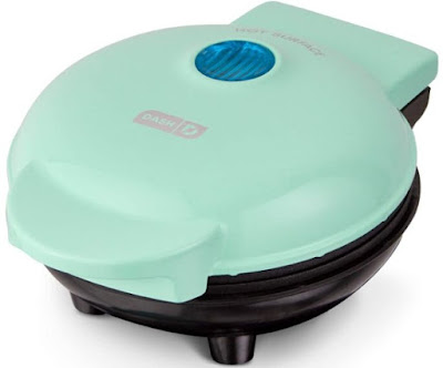 Dash Mini Waffle Maker Electric Round Griddle