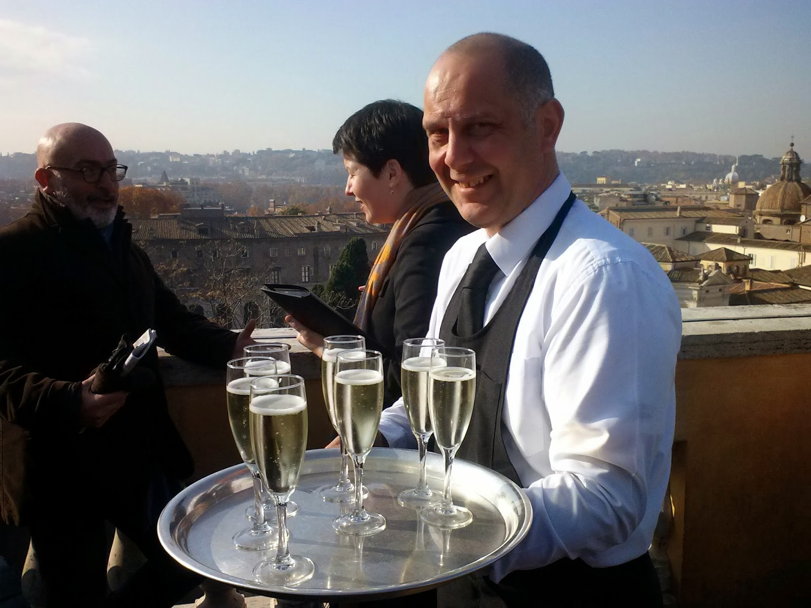 Thewineblog Four Days In Rome By Philip S Kampe And Maria