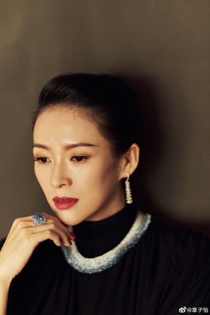 zhang ziyi 2nd baby