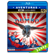 Dumbo (2019) Ultra HD BDREMUX 2160p Latino