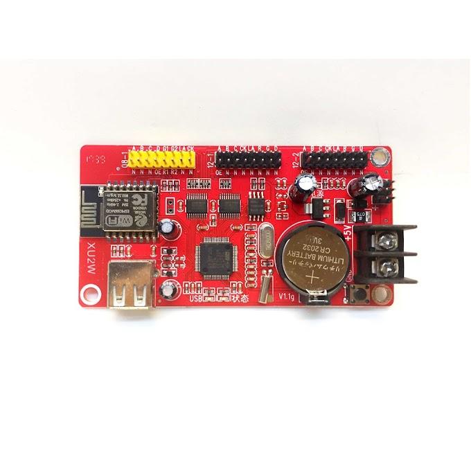 Bộ điều khiển Led ma trận P10 XU2W có Wifi