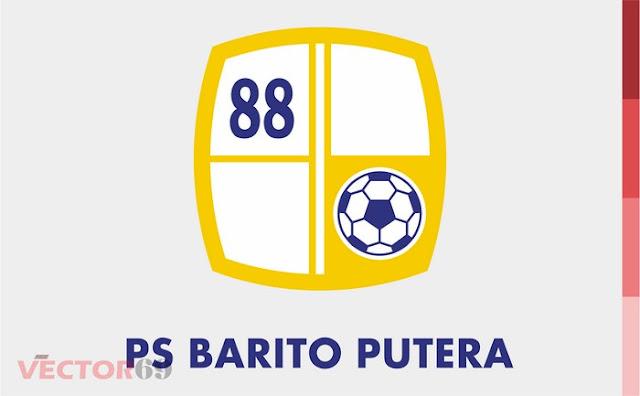 Logo PS Barito Putera - Download Vector File PDF (Portable Document Format)