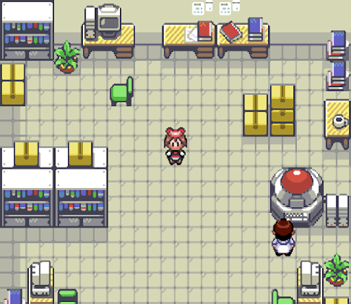 Play retro games online: Pokemon