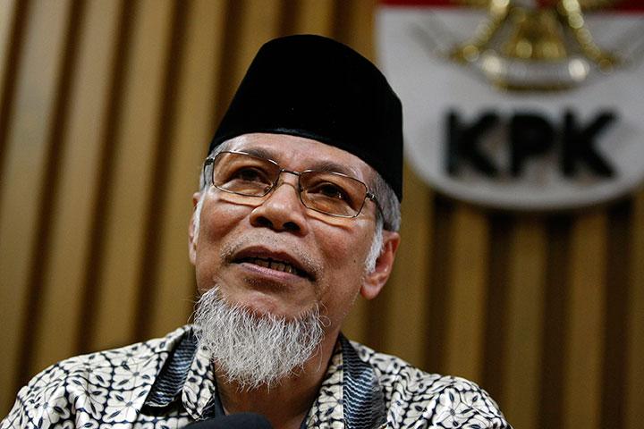 Abdullah Hehamahua: Indonesia Bakal Hilang dari Muka Bumi karena Korupsi!