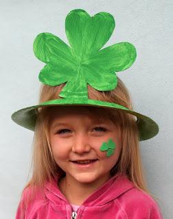 5 St. Patrick's Day Kids Crafts