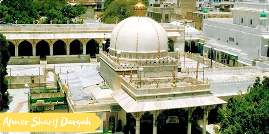 Hire Tempo Traveller in Delhi for Ajmer Sharif Tour Packages
