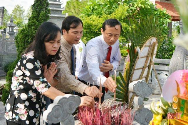 Sốc: Phát hiện những điểm bất thường về gói thầu Lễ thắp hương Liệt sỹ 5 tỷ đồng tại Hà Tĩnh