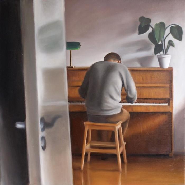 Шведский художник. Ida Gudmundsson