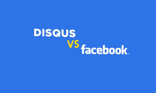 Komentar Disqus VS Komentar Facebook, Siapa yang lebih Unggul untuk Blog?