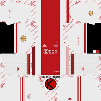 AFC Ajax 2020-21 Kit - DLS2019 Kits