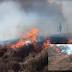 Inhambupe: Incêndio de grandes proporções atinge fazendas do Ex-Prefeito Leônidas Simões e do empresário Miguel Vieira