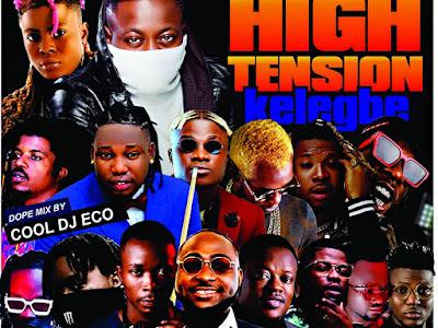 MIXTAPE: Cool DJ Eco ~ High Tension Mix