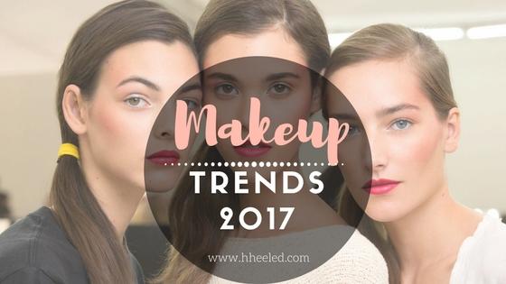 Модный макияж: главные тенденции 2017 года