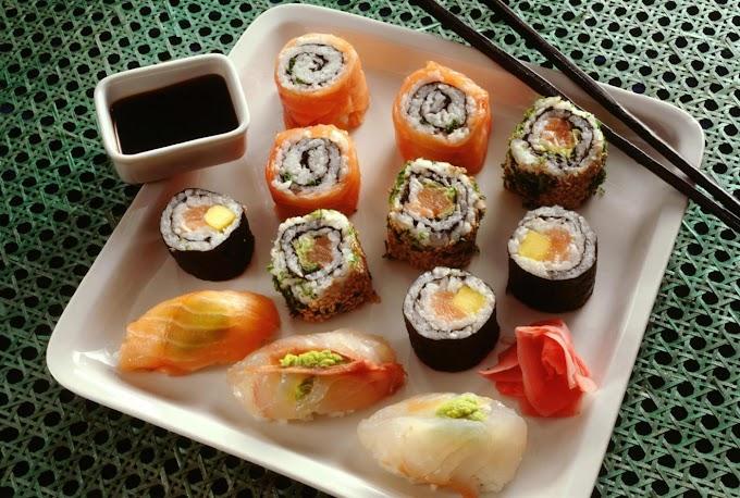 ¿Sabías qué el sushi de salmón ...