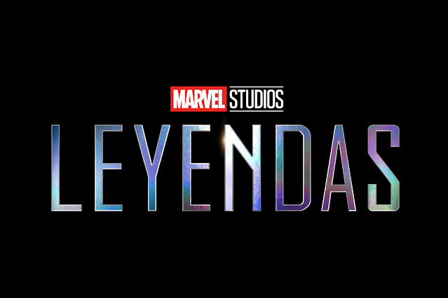 Logo Marvel Studios Leyendas