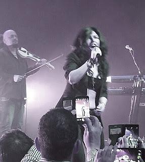 Giusy Ferreri canta fa talmente male al Festival di Sanremo