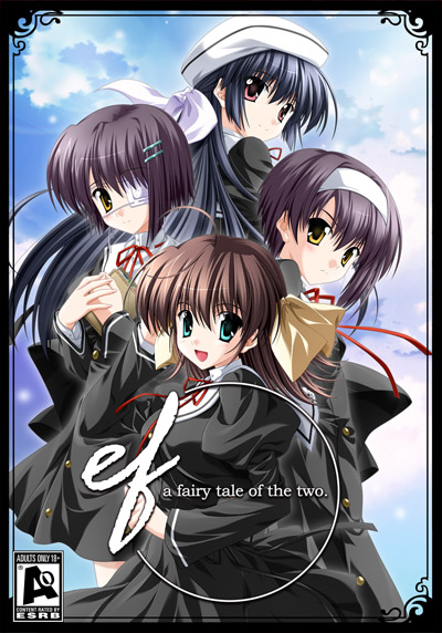 [2010~2013][minori] ef – a fairy tale of the two. [18+]