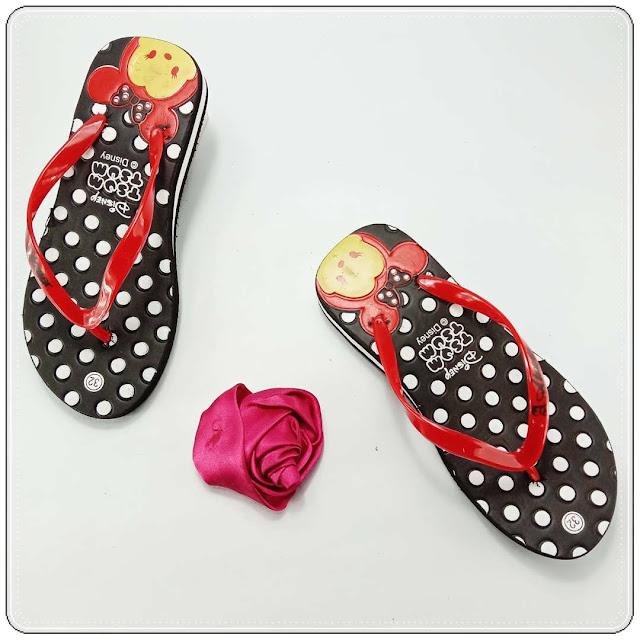 Grosirsandalmurah.net - Sandal Anak TG - Wedges Karakter TG