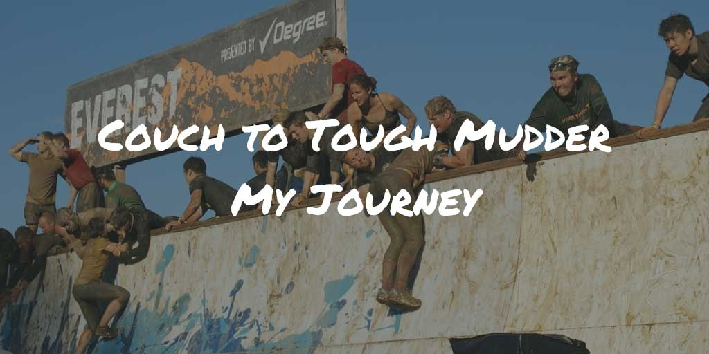 Couch to Tough Mudder - Photo of Tough Mudder's Everest Obstacle