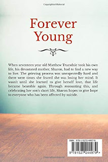 Mental health, suicide, grief, loss, self care, support, support after suicide, affected by suicide, memoir mental health, mother's story, Sharon tresdale, sue leonard