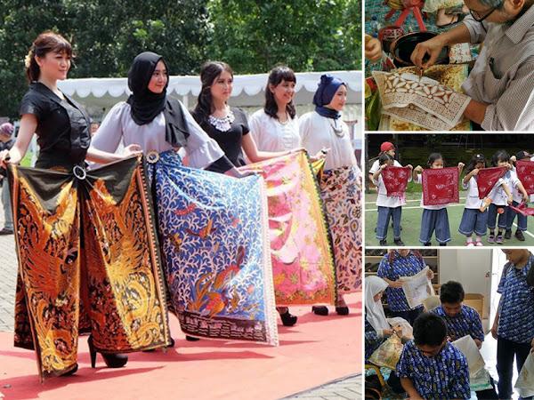 Wisata Kampung Batik Cigadung Bandung